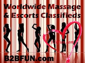 World wide escorts and massage directory